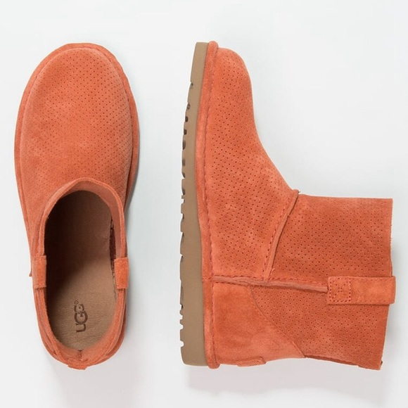 e4b6efe8bc5 Authentic UGG boots. New in box in Burnt orange. NWT